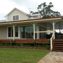 Extension and Alfresco Deck