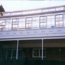 Cedar Conservatory